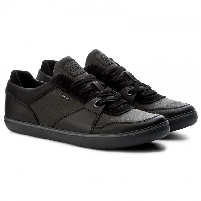 Sneakers GEOX U Box A U74R3A 085EK C9999 Black BqNlq