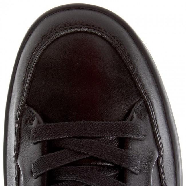 Sneakers GEOX U Smart D U74X2D 043BC C9999 Black 764dL