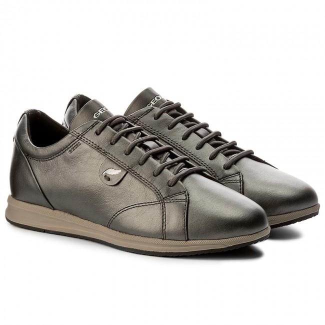 Sneakers GEOX D Avery B D44H5B 000BV C9002 Dk Grey