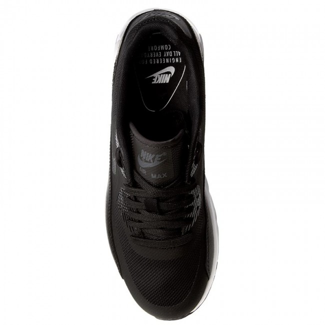 Shoes NIKE W Air Max 90 Ultra 2.0 881106 002 BlackMtlc HematiteWhite