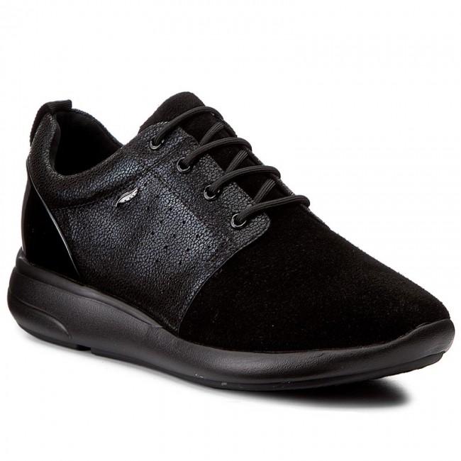 C9999 Black 0QD22 Sneakers D A GEOX Low Sneakers Ophira D621CA c41YqHF1