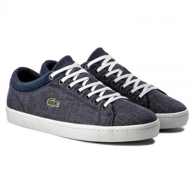 7d42d45130b4 Sneakers LACOSTE - Straightset Sp 217 1 CAM 7-33CAM1063003 Nvy - Sneakers -  Low shoes - Men s shoes - www.efootwear.eu