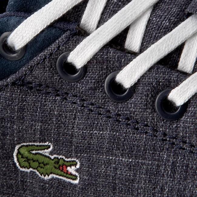 b0e7e29737b0 Sneakers LACOSTE - Straightset Sp 217 1 CAM 7-33CAM1063003 Nvy ...