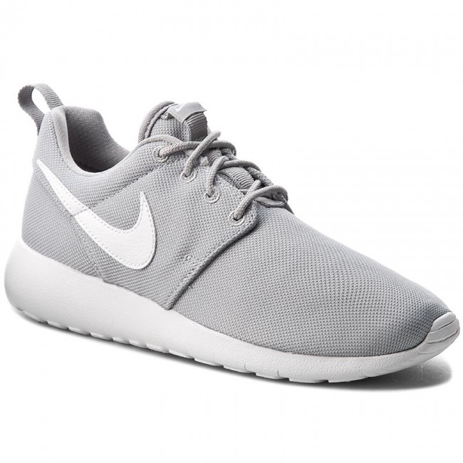 830b1311ba32c Shoes NIKE - Roshe One (GS) 599728 033 Wolf Grey White - Sneakers ...