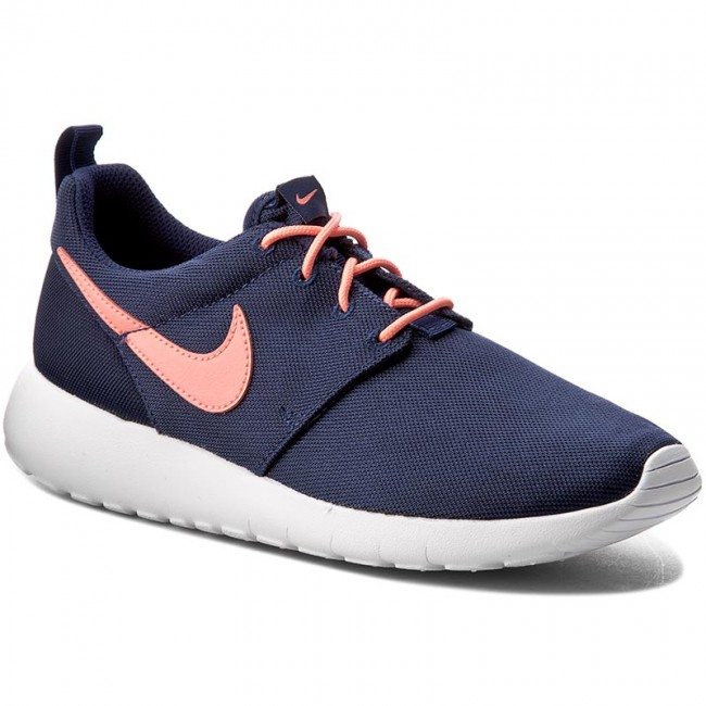 17c376facfc7 Shoes NIKE - Nike Rosh One (GS) 599729 411 Binary Blue Lava Glow ...