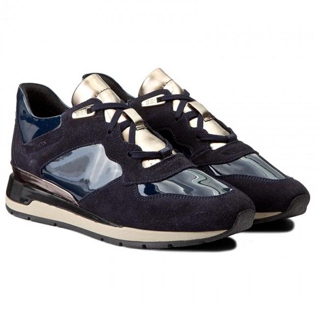 Sneakers GEOX D Shahira B D62N1B 00222 C4002 Navy