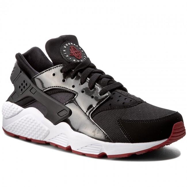 Shoes NIKE - Air Huarache 318429 032 Black Gym Red White - Sneakers ... 6122db842f