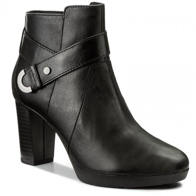 0d19a770 Boots GEOX - D Inspirat.Pl.A D746AA 0BTBC C9999 Black - Boots - High ...