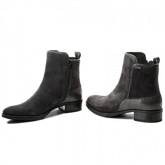 f8c822aa Boots GEOX - D Meldi Np Abx B D746SB 00022 C9004 Anthracite - Boots ...
