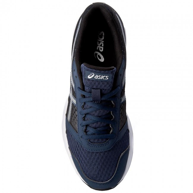 Shoes ASICS Patriot 8 T619N Insignia BlueSilverBlack 5093