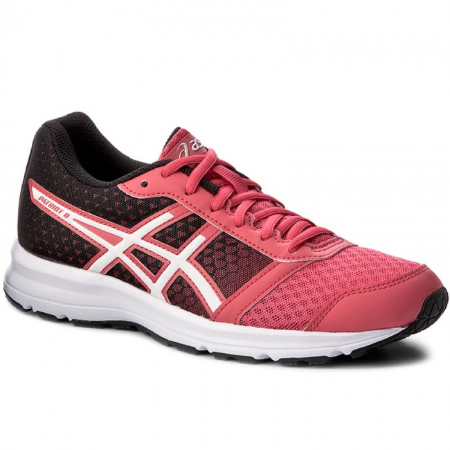 469f1963be84 Shoes ASICS - Patriot 8 T669N Rouge Red White Black 1901 - Indoor ...