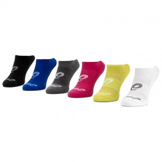 1034ea08de6 6 Pairs of Unisex High Socks ASICS - 6PPK Invisible Sock 135523V2 ...