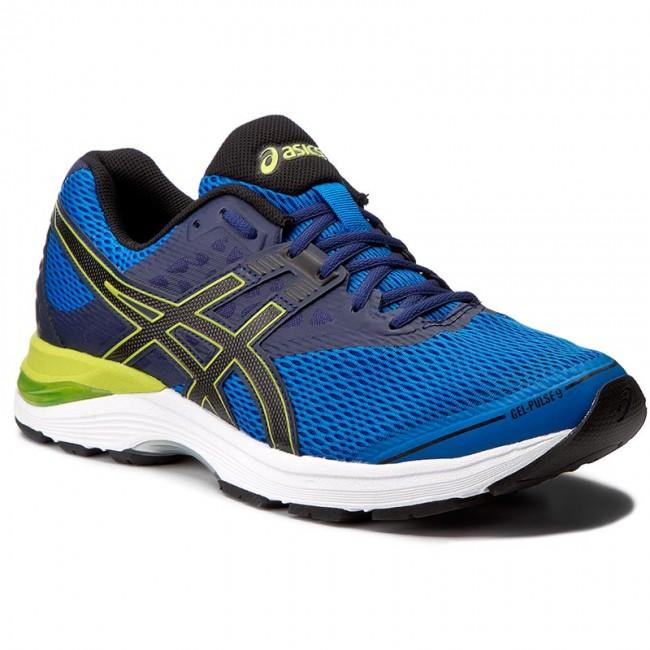 3531fb0a856c Shoes ASICS - Gel-Pulse 9 T7D3N Directoire Blue Black Indigo Blue 4390
