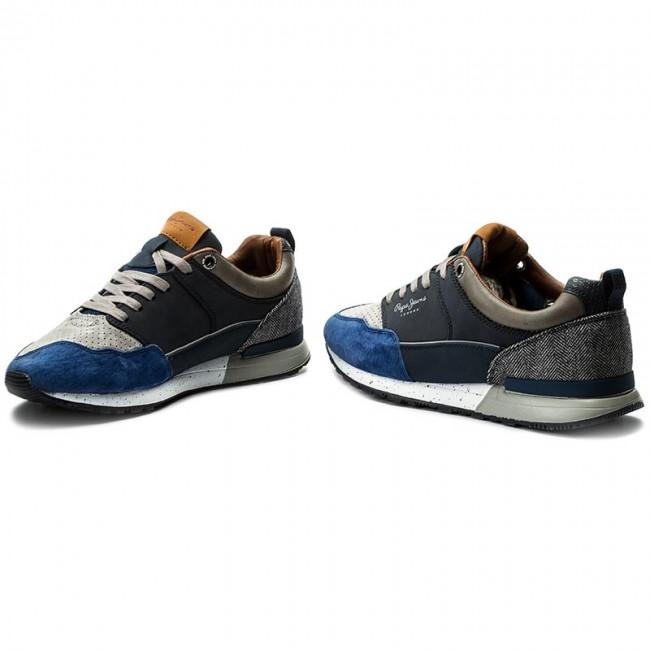 2a5a532f591 Sneakers PEPE JEANS - Boston 2.0 PMS30382 Jarman 574 - Sneakers ...