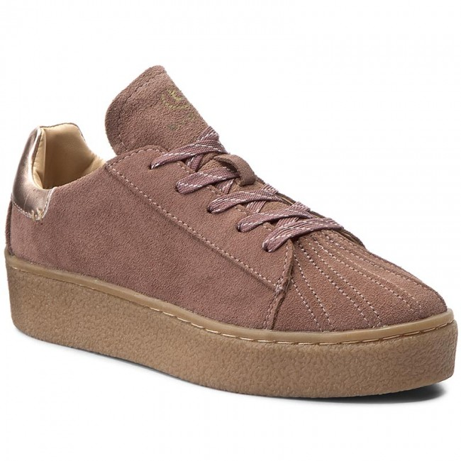 Sneakers Rose 422 3400 shoes Low 28801 BUGATTI 1400 Sneakers SZwqSr
