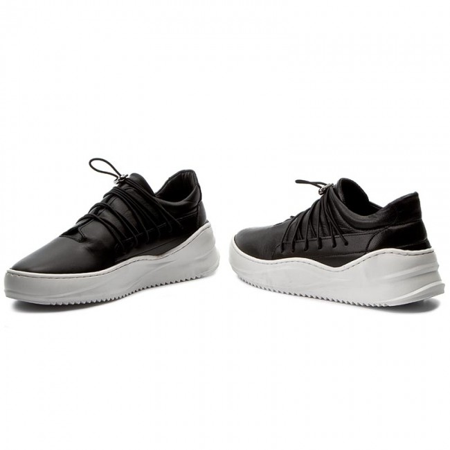 d1fb132e6779f9 BspaceX Sneakers Black shoes B 66039 Low Sneakers 01 BRONX CSrqS5