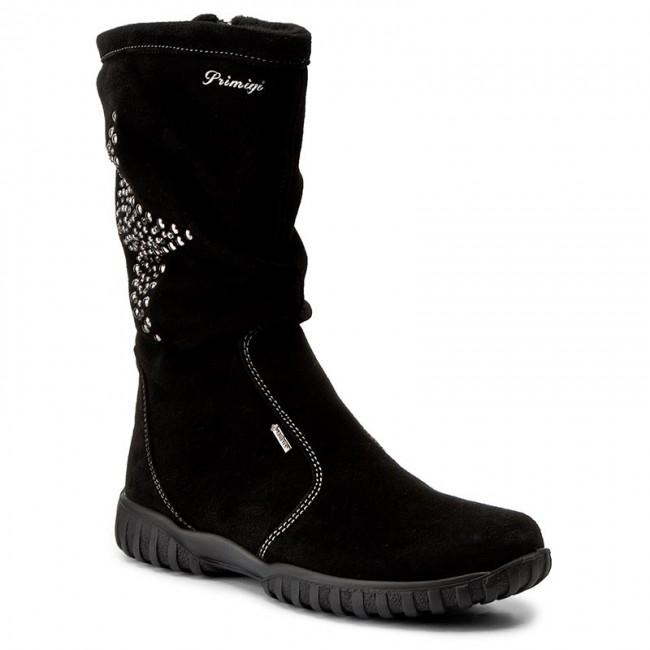 ee9d854f1c685b Knee High Boots PRIMIGI - Avril GORE-TEX 6599077 D Nero - Jackboots ...