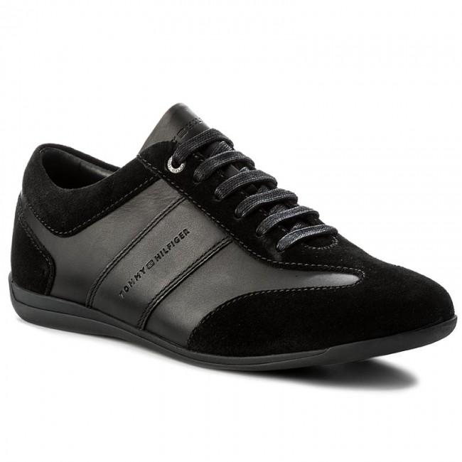 d3b636ee4 Sneakers TOMMY HILFIGER - Otis 1C FM0FM01446 Black 990 - Sneakers ...