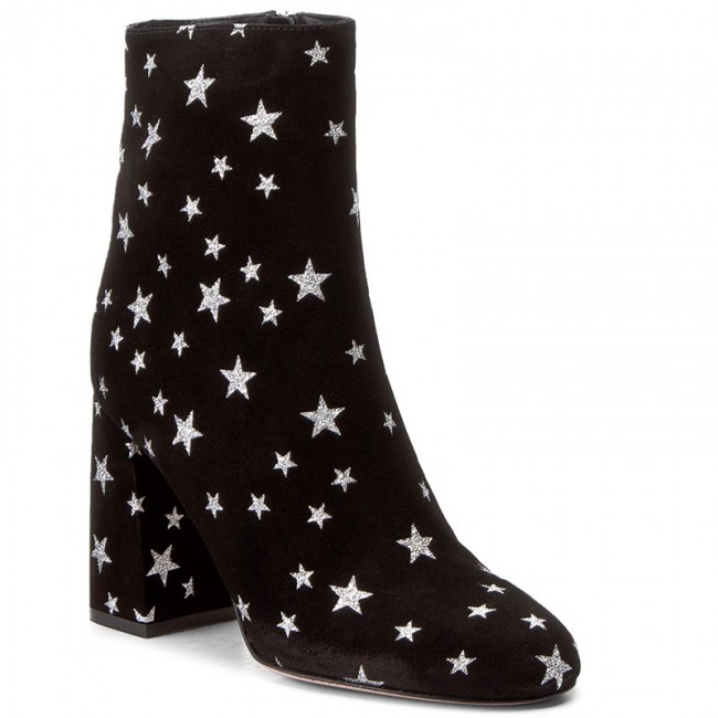 NQ2S0954 Boots N46 NeroArgento VALENTINO RED qHgan7S