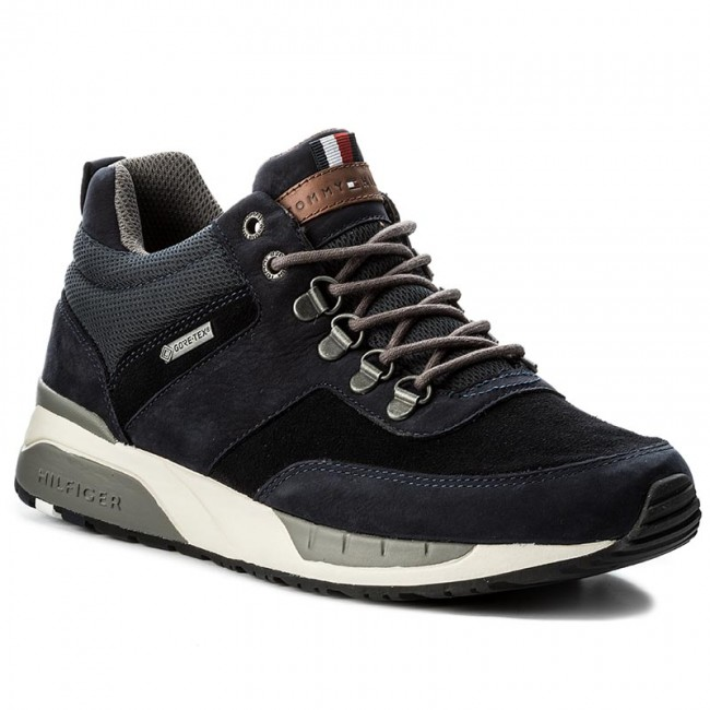 Sneakers TOMMY HILFIGER - Rush 2C Gtx GORE-TEX FM0FM00921 Midnight