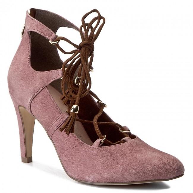 Shoes TAMARIS  12440228 MauveCognac 530  Heels  Low shoes  Womens shoes       0000199731242