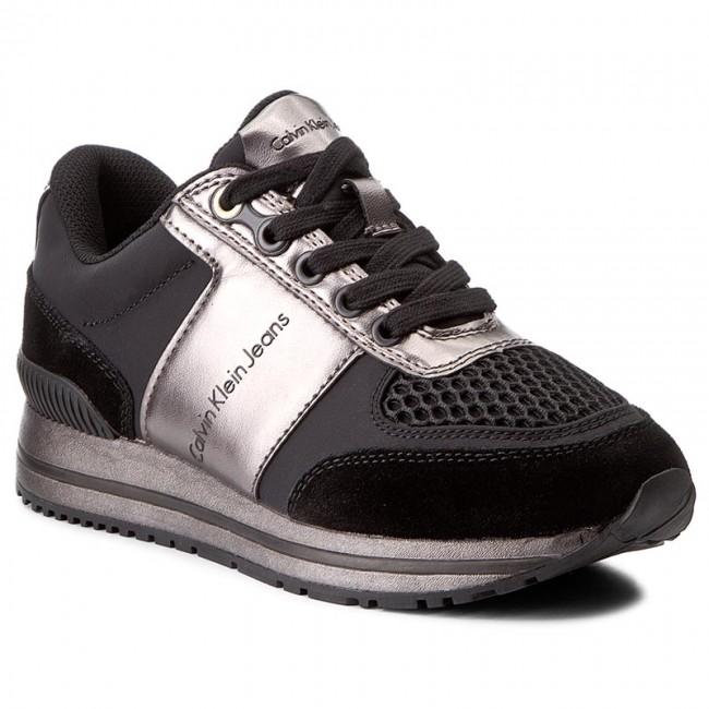 Sneakers Calvin Klein Jeans - Tanya R0651 Black/pewter nZJvM