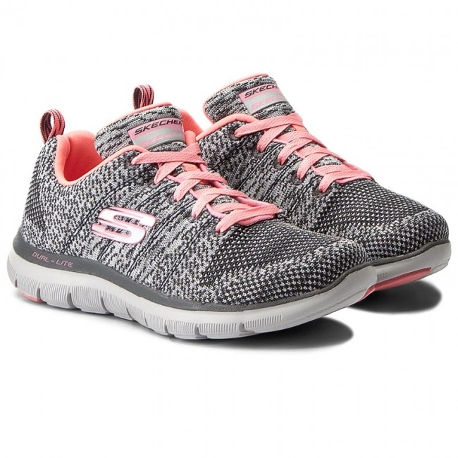 Shoes SKECHERS High Energy 12756CCCL CharcoalCoral