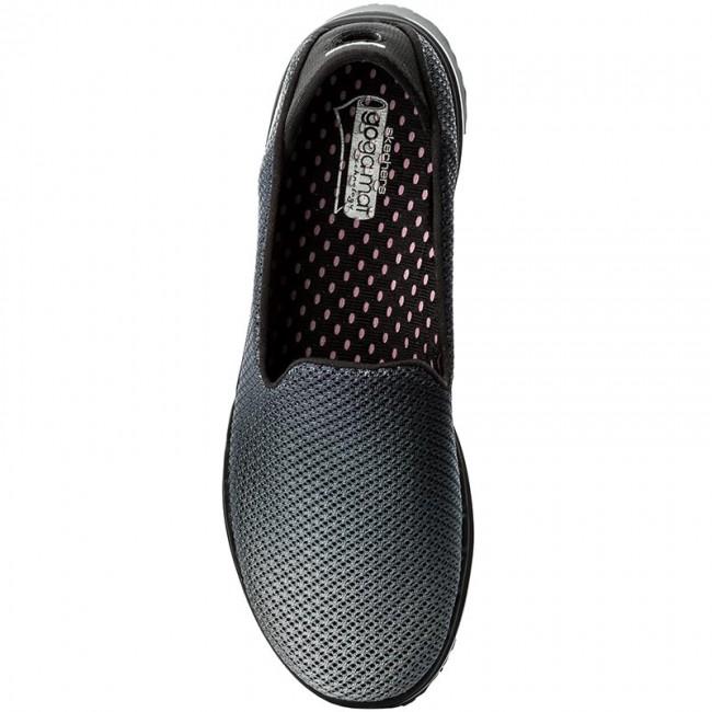Shoes SKECHERS - Go Flex 14014 BKGY Black Gray - Casual - Low shoes -  Women s shoes - www.efootwear.eu 3d995f1909