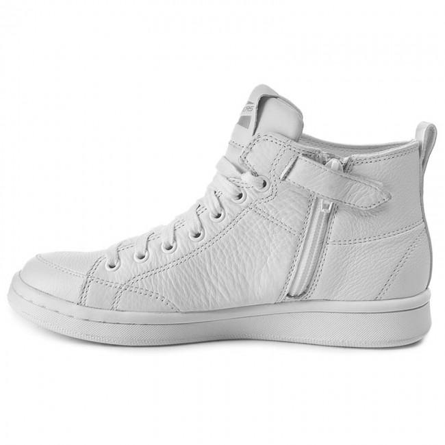 SKECHERS Sneakers Sneakers Low shoes Midtown White 730WHT dfSrwxzfq