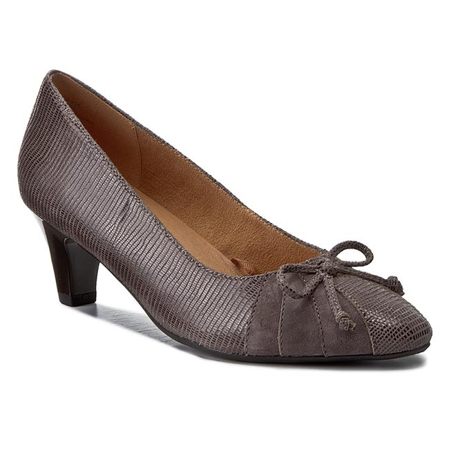 CAPRICE Caprice Womens Shoe 22407 Grey 37.5