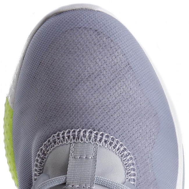 Shoes Reebok Hayasu BS5904 GreySlvrWhtEle Flash