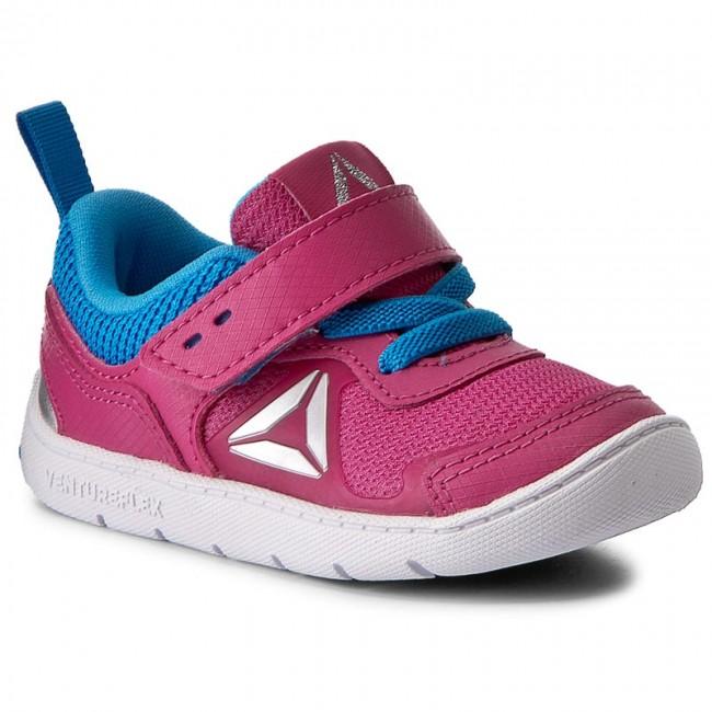 Schuhe Reebok - Ventureflex stride 5.0 BS5605 Charged Pink/Blue/Wht xQjfndv