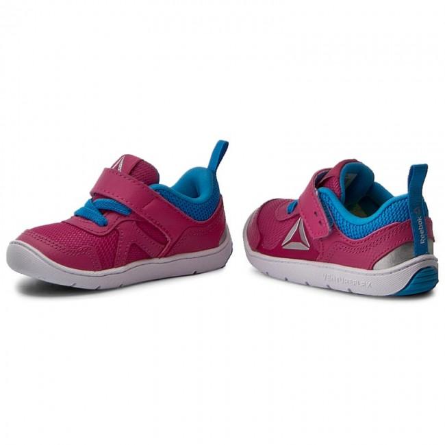 Schuhe Reebok - Ventureflex stride 5.0 BS5605 Charged Pink/Blue/Wht 2YDWHQ