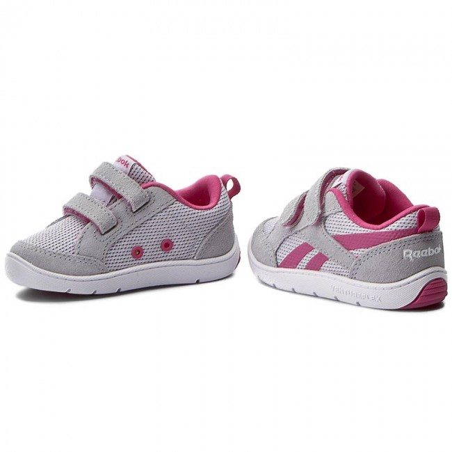 Shoes Reebok - Ventureflex Chase II BS5580 Cloud Grey Pink White ... 245efcf50