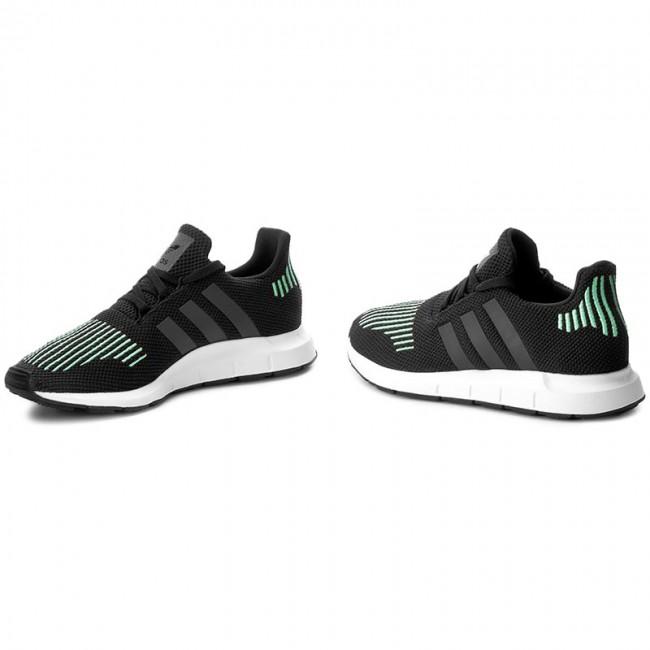cd24b2965bf54 Shoes adidas - Swift Run CG4110 Cblack Utiblk Ftwwht - Sneakers ...