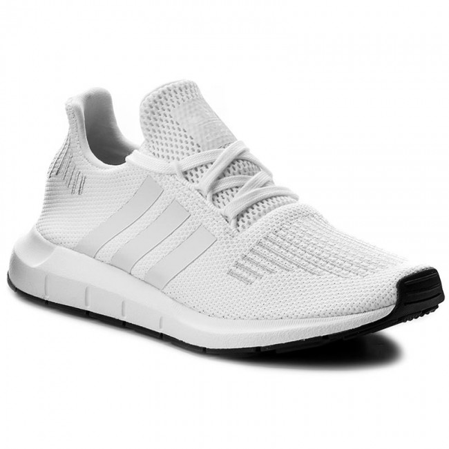 Chaussures adidas Swift Run CG4112 Ftwwht Crywht CNoir Baskets