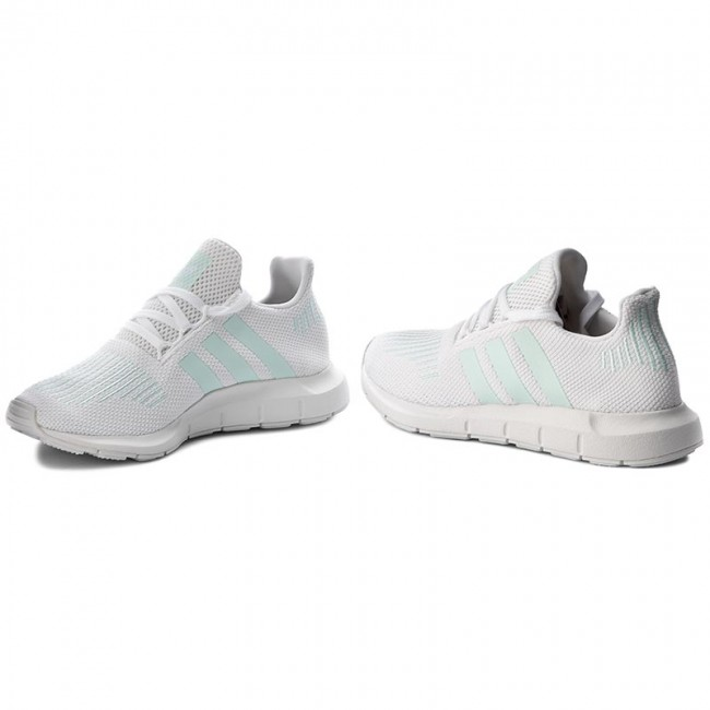 a5ddd8510d019 Shoes adidas - Swift Run W CG4138 Ftwwht Greone Icemin - Sneakers ...
