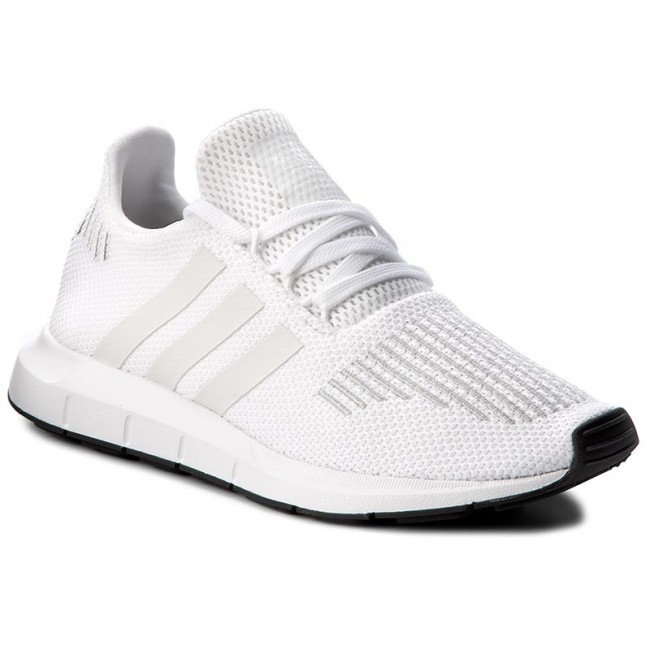 Shoes adidas - Swift Run J CM7920 Ftwwht Crywht Cblack - Sneakers ... 72d74b42f97