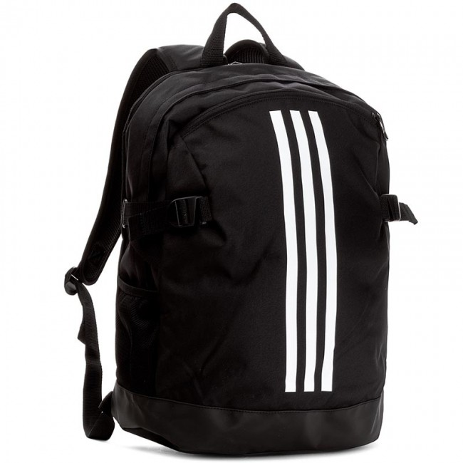 Backpack adidas - BP Power IV M BR5864 Black White White - Sports ... 652721cd79bc0