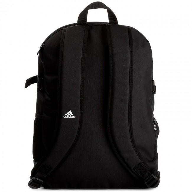 Backpack adidas - BP Power IV M BR5864 Black White White - Sports ... 652721cd79bc0