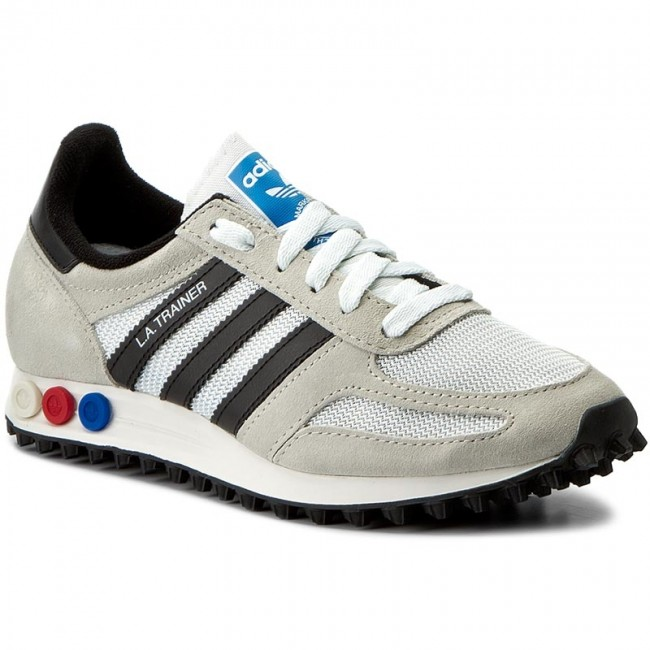 Shoes adidas - La Trainer Og BY9322 Vinwht Cblack Cbrown - Sneakers ... 0eb78a9f42