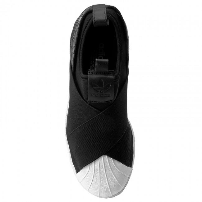 Shoes adidas Superstar SlipOn BZ0112 CblackCblackCblack