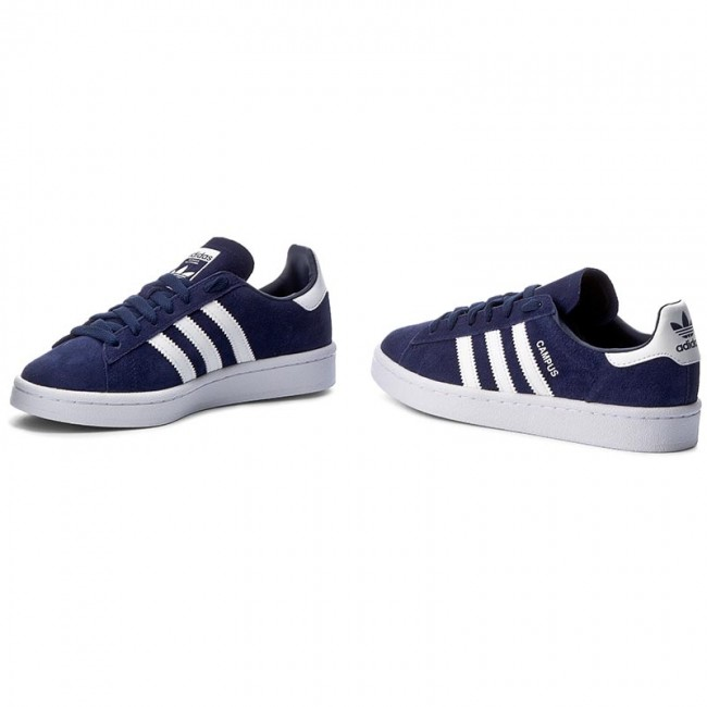 designer fashion bf15f e59c4 Shoes adidas - Campus J BY9579 DkblueFtwwhtFtwwht