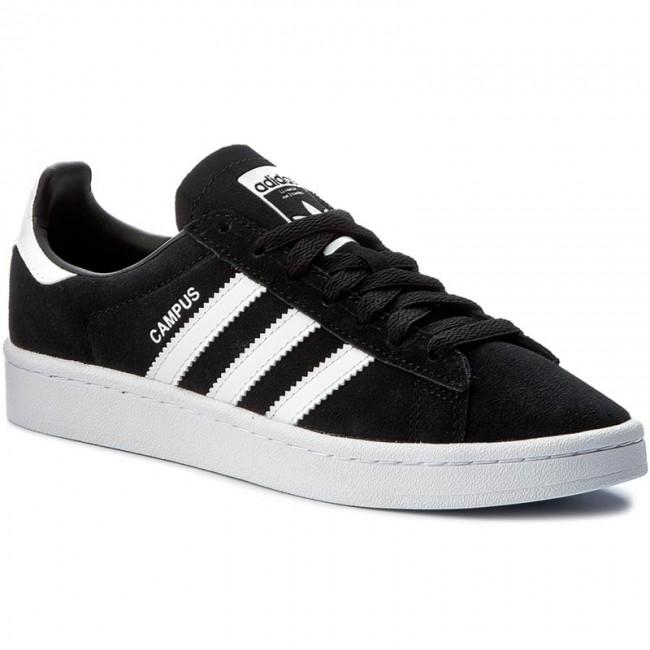 meet 9fe28 a74d8 Shoes adidas - Campus J BY9580 Cblack Ftwwht Ftwwht - Sneakers - Low ...