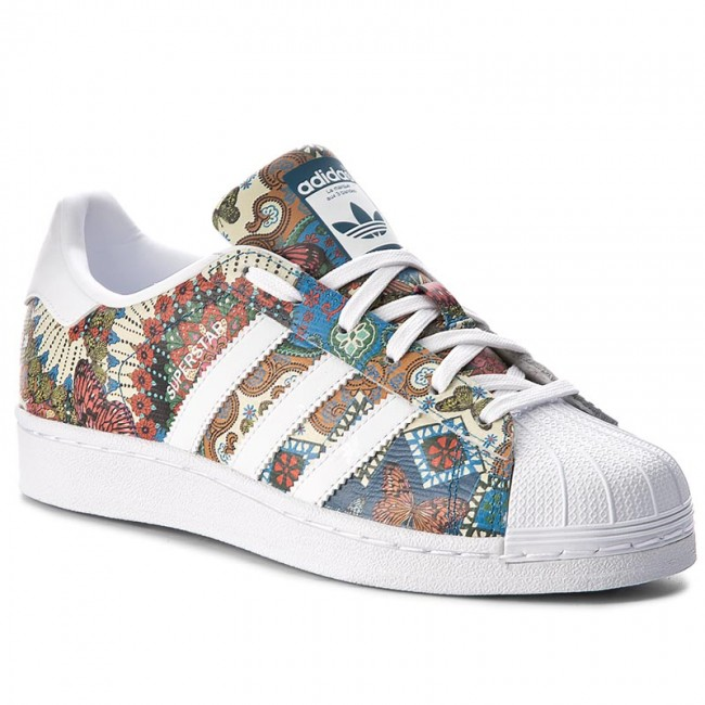scarpe adidas superstar w by9178 ftwwht / ftwwht / nobtea scarpe
