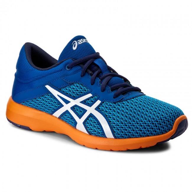 Shoes ASICS - FuzeX Lyte 2 Gs C714N Imperial/White/Hot Orange 4501