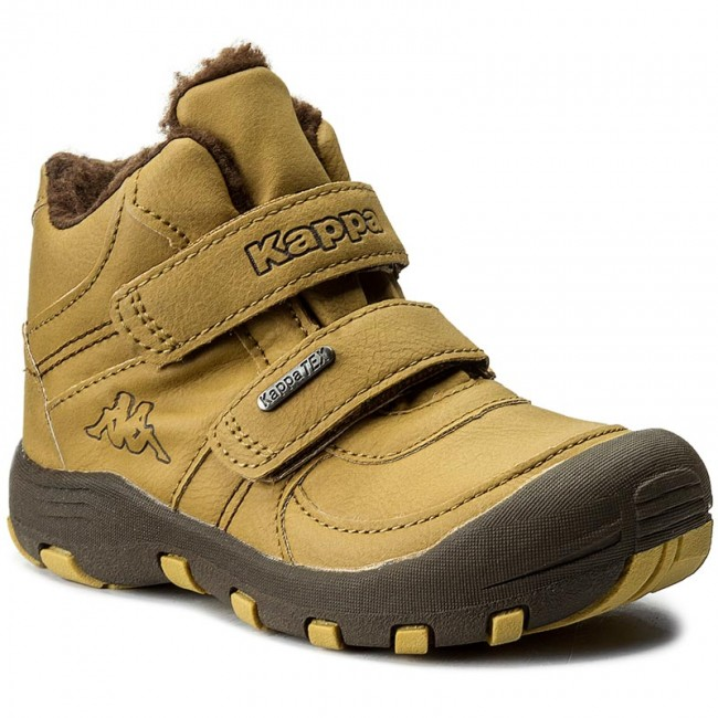 Stiefel KAPPA - Solid Tex K 260565K Beige/Brown 4150