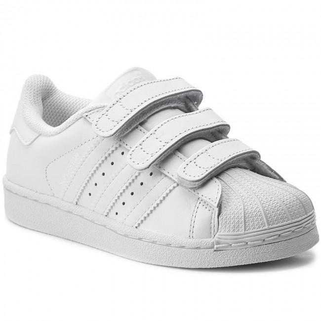 schuhe adidas superstar - stiftung von c b25727 ftwwht / ftwwht / ftwwht