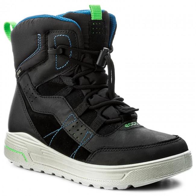 7294747e3e12 Snow Boots ECCO - Urban Snowboarder GORE-TEX 72210351052 Black Black ...
