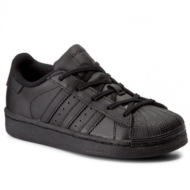 86831ea1dd0c Shoes adidas - Superstar Foundation C BA8381 Cblack Cblack Cblack ...